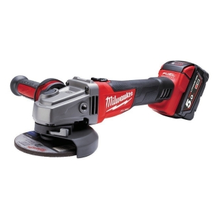 Milwaukee M18 CAGX-502X FUEL™ 125 mm úhlová bruska