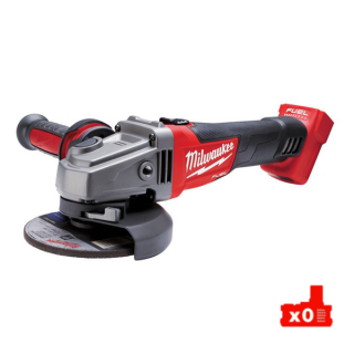 Milwaukee M18 CAG125X 125 mm úhlová bruska